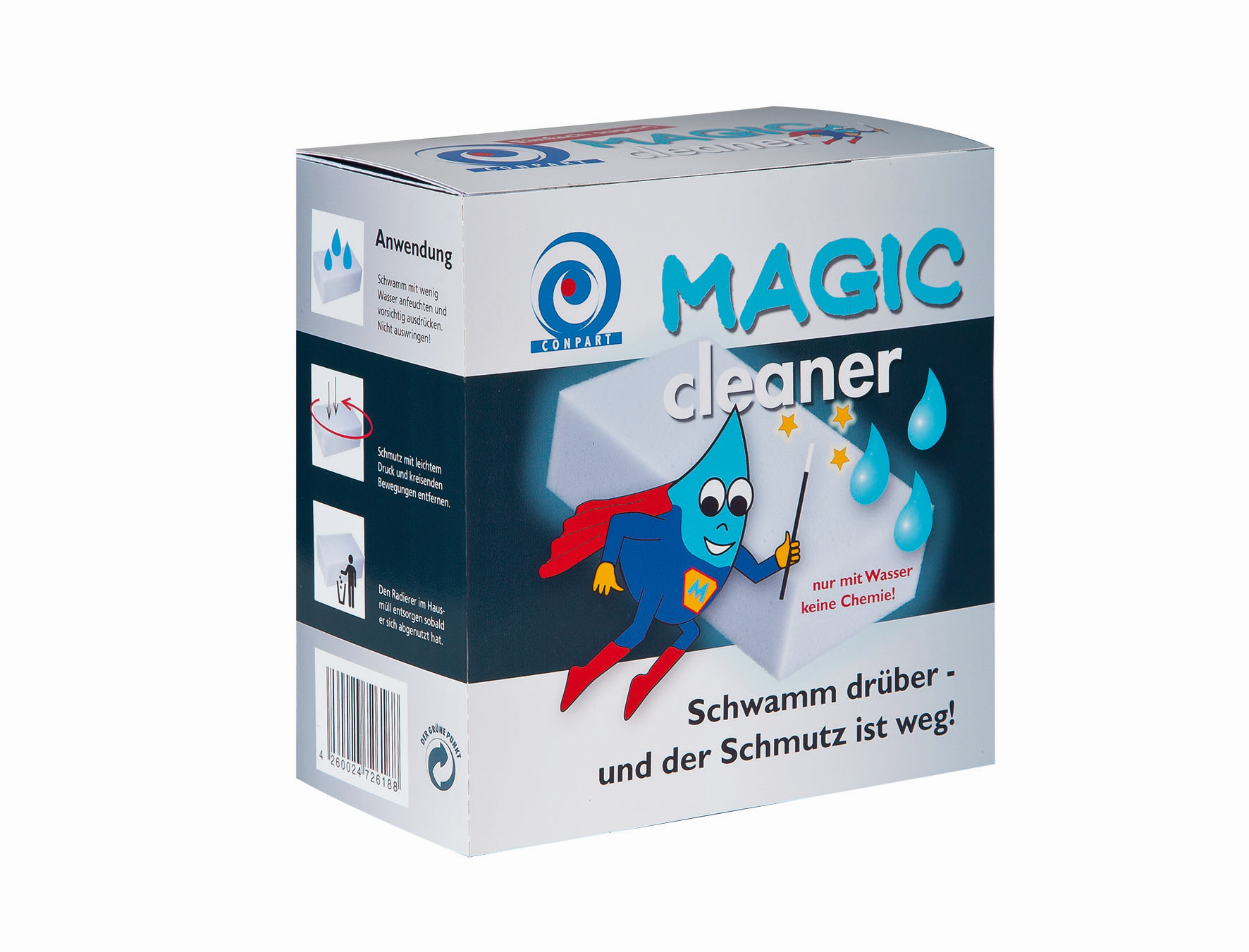 Conpart Magic Cleaner 1051 - 3er Pack