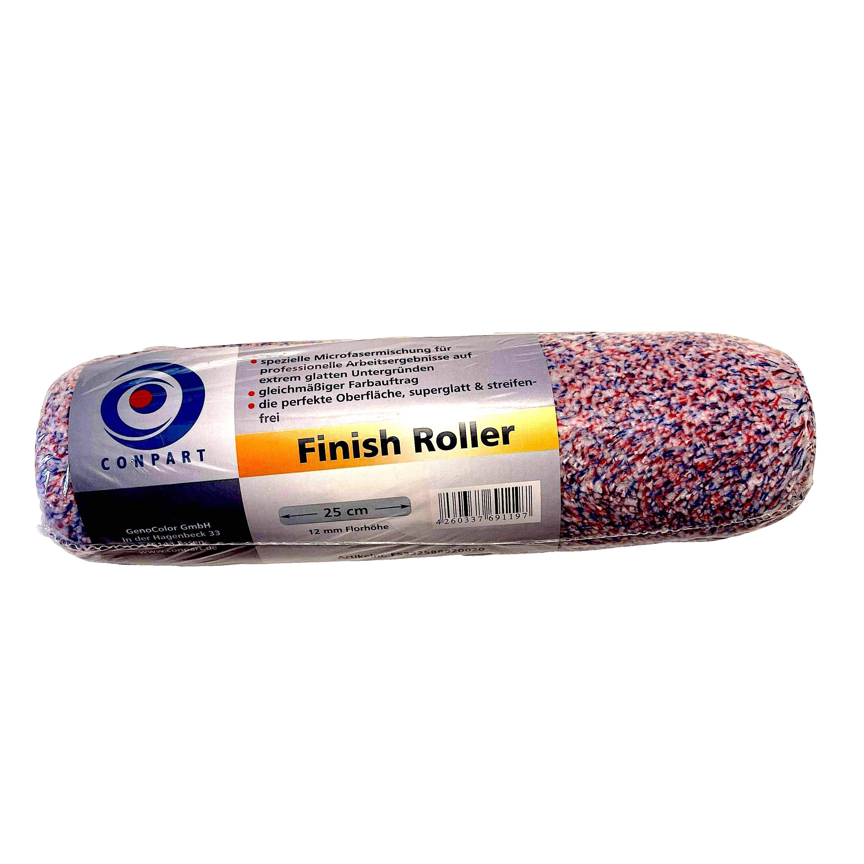 Conpart Finish Roller - 25cm Microfasermix Floorhöhe 12 mm