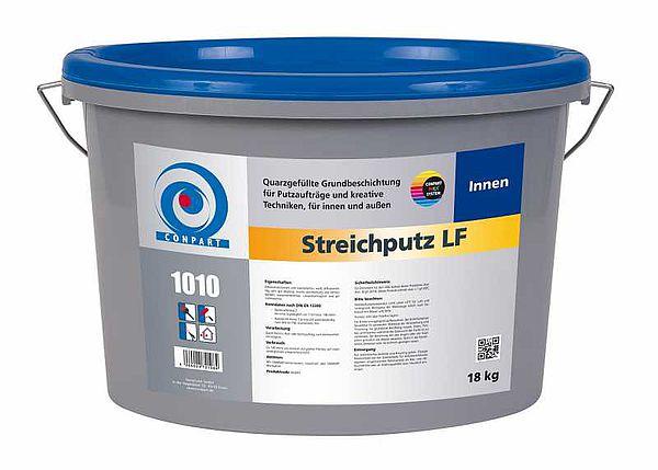 Conpart  Streichputz LF 1010 - Grundierungen / Streichputz / Tapetengrund - Als Streichputz oder Lasurgrund einsetzbar - 18 kg