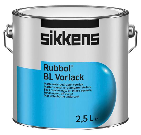 Sikkens Rubbol BL Vorlack - 2,5 Liter