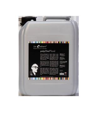 KEIM poLyChro®-fond - 5 Liter Milchig - Diffusionsoffenes, mineralisches Grundiermittel für Innen