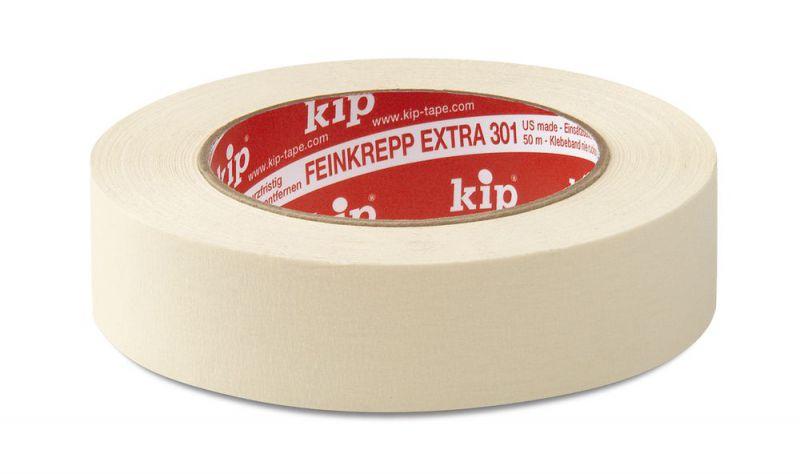 Kip Feinkrepp Extra 301-30 - 30 mm x 50 m