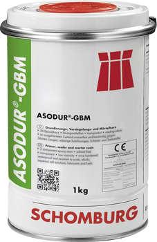 Schomburg ASODUR-GBM - Grundierungs, Versiegelungs- und Mörtelharz
